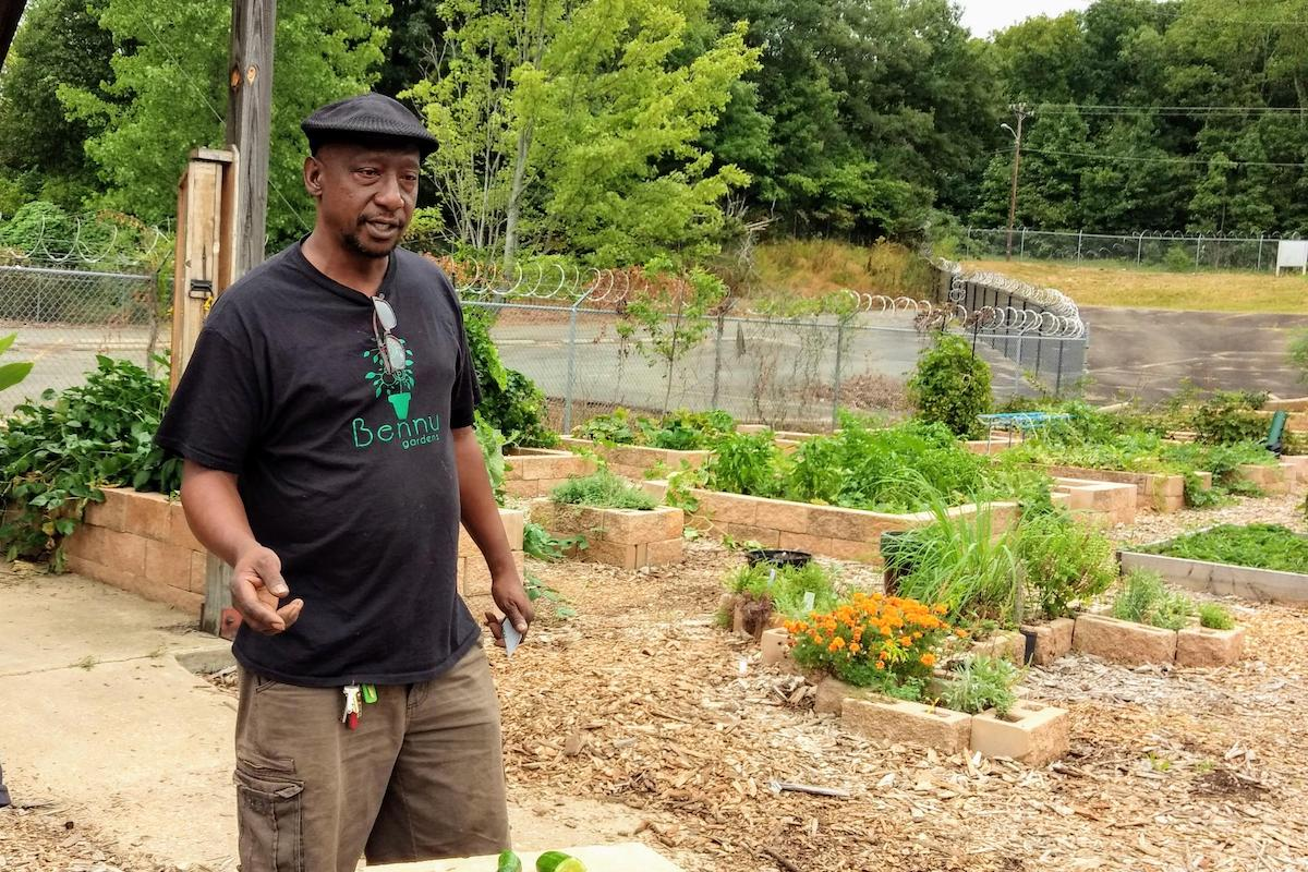North Carolina Farmer, Bernard Singleton, Farmer Racism, KOLUMN Magazine, KOLUMN, KINDR'D Magazine, KINDR'D, Willoughby Avenue, Wriit,