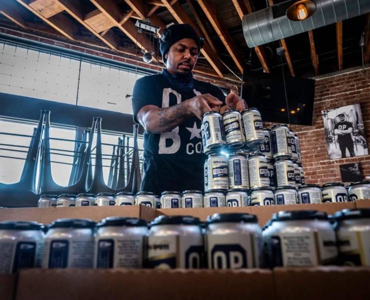 Oak Park Brewing, Ted Mack, Rodg Little, African American Business, Black Business, Buy Black, African American Brewery, Black Brewery, KOLUMN Magazine, KOLUMN, KINDR'D Magazine, KINDR'D, Willoughby Avenue, Wriit,