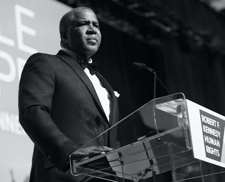 Robert Smith, Robert F Smith, African American Billionaire, Black Billionaire, African American Philanthropist, Black Philanthropist, KOLUMN Magazine, KOLUMN, KINDR'D Magazine, KINDR'D, Willoughby Avenue, Wriit,