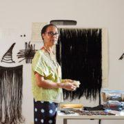 Sonya Clark, African American Art, Black Art, African American Art Gallery, Black Art Gallery, KOLUMN Magazine, KOLUMN, KINDR'D Magazine, KINDR'D, Willoughby Avenue, Wriit,