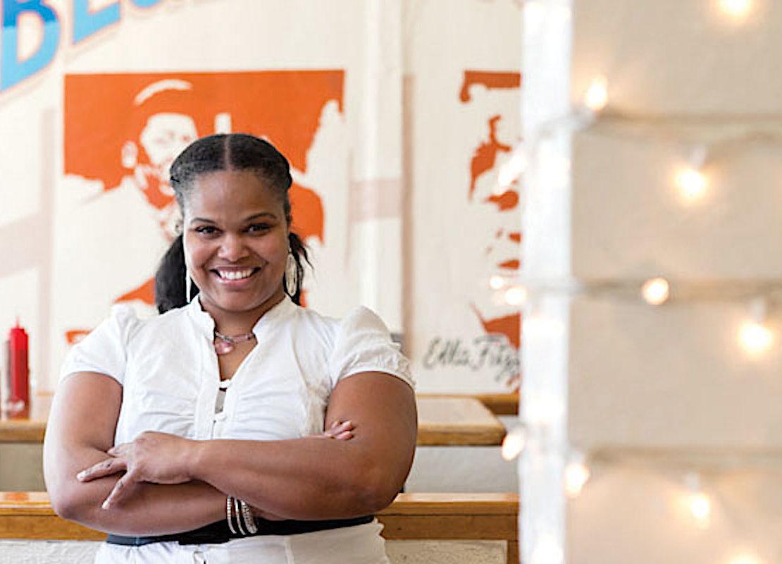 Tamearra Souley Vegan, African American Entrepreneur, Black Entrepreneur, Financial Relief, KOLUMN Magazine, KOLUMN, KINDR'D Magazine, KINDR'D, Willoughby Avenue, Wriit,
