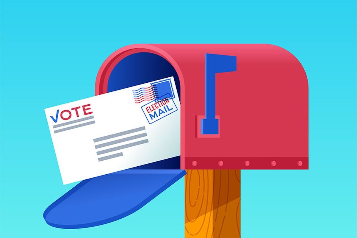 Vote By Mail, Voter Suppression, KOLUMN Magazine, KOLUMN, KINDR'D Magazine, KINDR'D, Willoughby Avenue, Wriit,