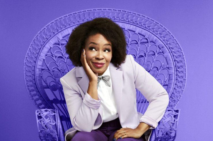 Amber Ruffin, African American Film, African American Cinema, Black Film, Black Cinema, KOLUMN Magazine, KOLUMN, KINDR'D Magazine, KINDR'D, Willoughby Avenue, Wriit, TRYB,