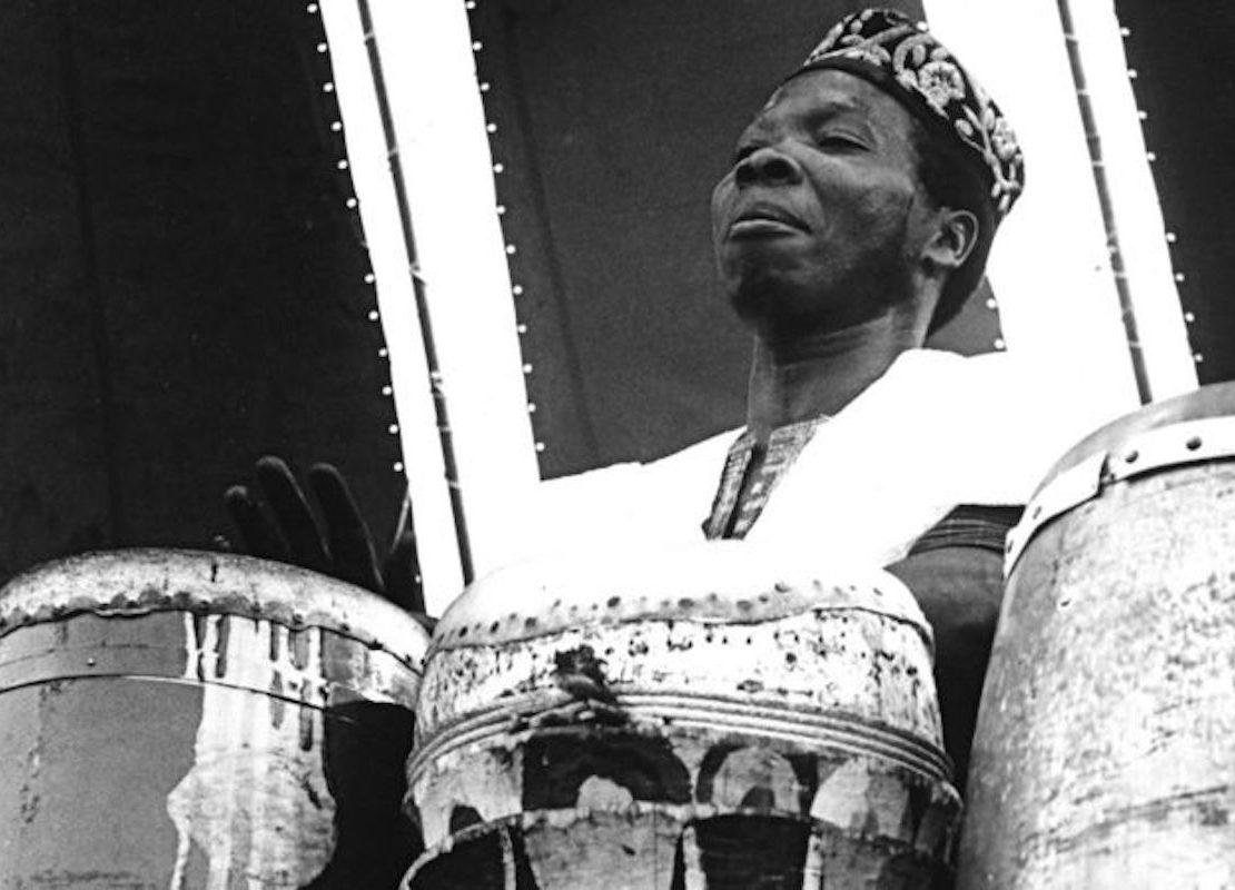 Babatunde Olatunji, African History, African Music, KOLUMN Magazine, KOLUMN, KINDR'D Magazine, KINDR'D, Willoughby Avenue, Wriit,