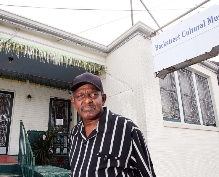 Back Street Cultural Museum, Sylvester Francis, New Orleans, KOLUMN Magazine, KOLUMN, KINDR'D Magazine, KINDR'D, Willoughby Avenue, Wriit,