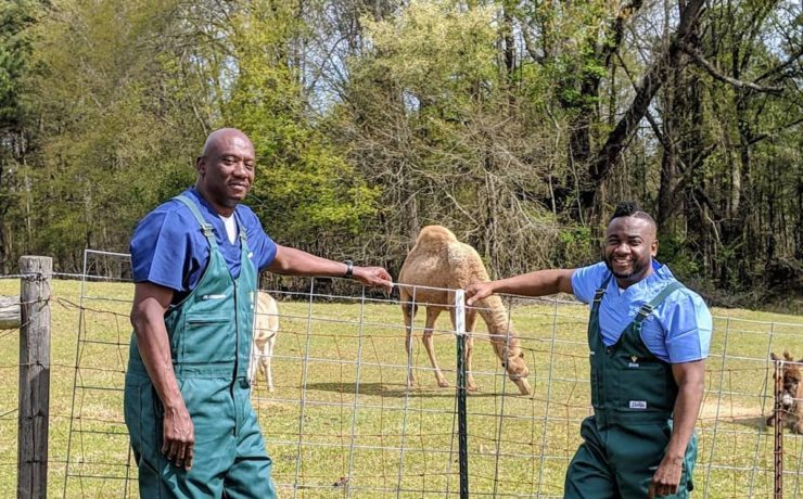 Critter Fixers Country Vets, Vets, African American Vets, Black Vets, Veterinarians, African American Veterinarians, Black Veterinarians, KOLUMN Magazine, KOLUMN, KINDR'D Magazine, KINDR'D, Willoughby Avenue, Wriit, TRYB,