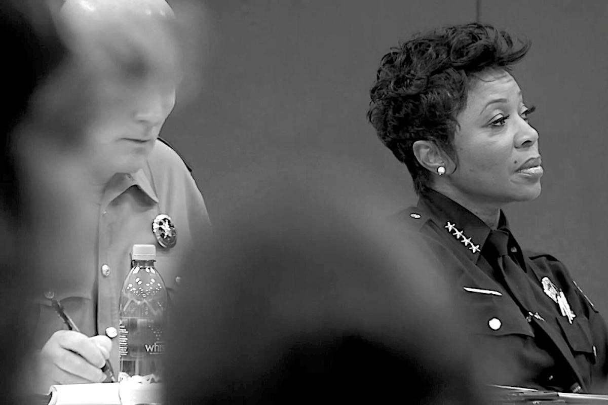 Dallas Police Chief, O Renee Hall, Criminal Justice Reform, Justice Reform, Protest, Black Lives Matter, BLM, KOLUMN Magazine, KOLUMN, KINDR'D Magazine, KINDR'D, Willoughby Avenue, Wriit,
