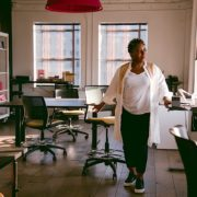 Kimberly Bryant, Digital Divide, Workplace Diversity, Remote Employees, KOLUMN Magazine, KOLUMN, KINDR'D Magazine, KINDR'D, Willoughby Avenue, Wriit,