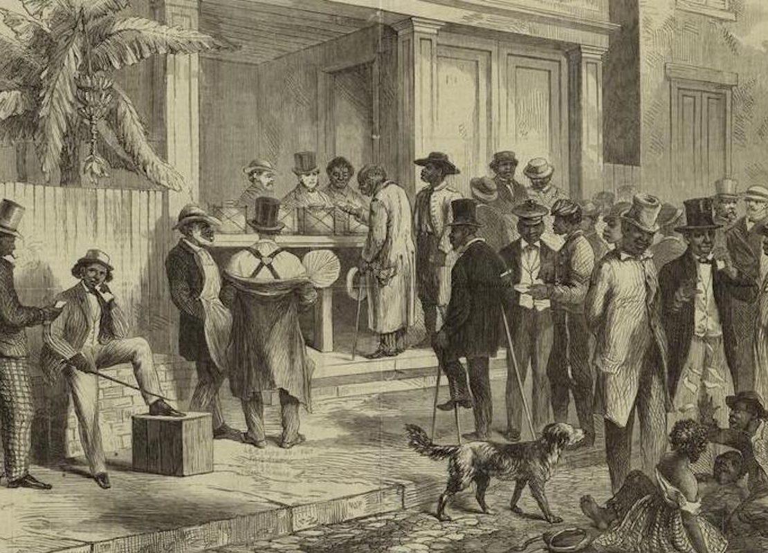 Georgia Riot 1868, American History, African American History, Black History, KOLUMN Magazine, KOLUMN, KINDR'D Magazine, KINDR'D, Willoughby Avenue, Wriit,