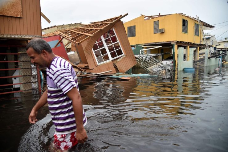 Hurricane Maria, Puerto Rico, Natural Disaster, Trump Administratinon, Trump, KOLUMN Magazine, KOLUMN, KINDR'D Magazine, KINDR'D, Willoughby Avenue, Wriit,