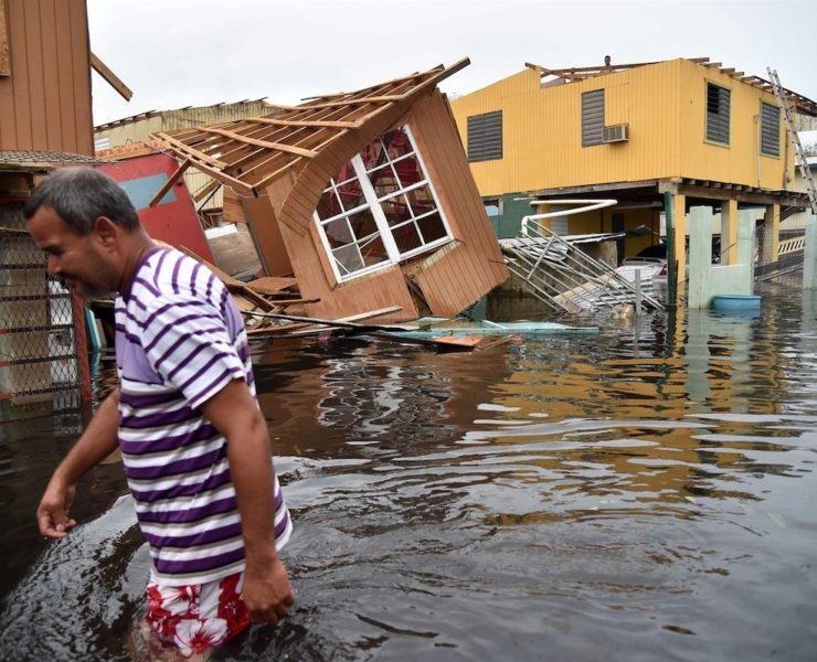 Hurricane Maria, Puerto Rico, Natural Disaster, Trump Administratinon, Trump, KOLUMN Magazine, KOLUMN, KINDR'D Magazine, KINDR'D, Willoughby Avenue, Wriit,