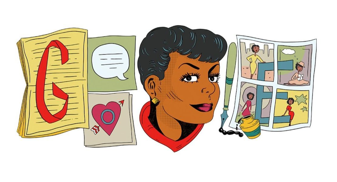 Jackie Ormes, African American Artist, Black Artist, KOLUMN Magazine, KOLUMN, KINDR'D Magazine, KINDR'D, Willoughby Avenue, Wriit,