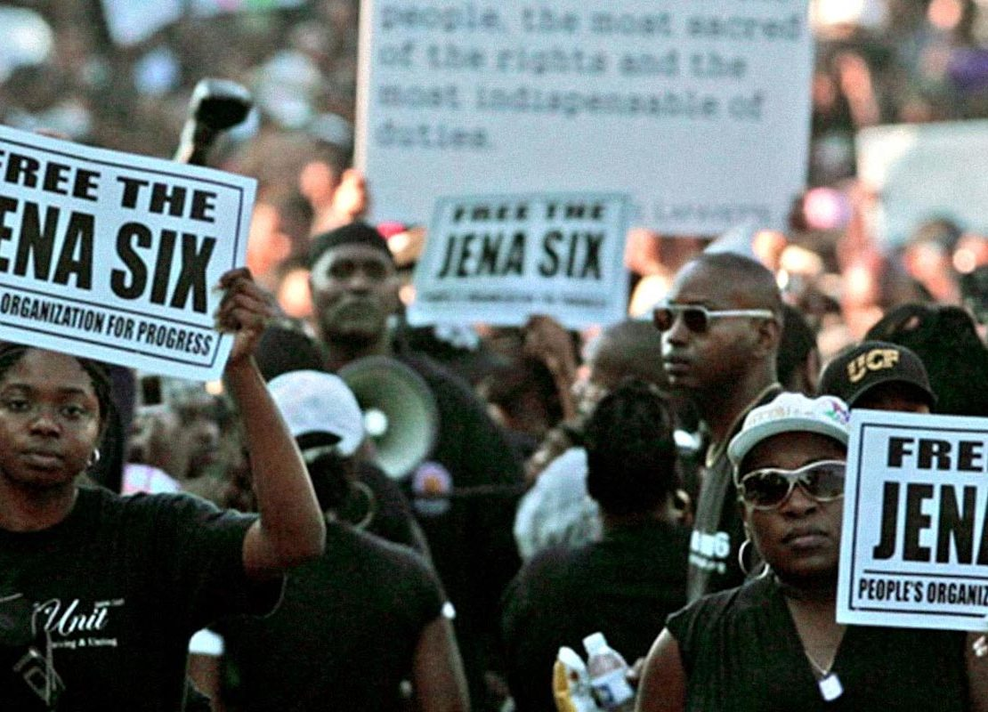 Jena 6, The Jena 6, Jena Louisiana, African American Protest, Black Protest, Criminal Justice Reform, Criminal Justice, African American History, Black History, KOLUMN Magazine, KOLUMN, KINDR'D Magazine, KINDR'D, Willoughby Avenue, Wriit,