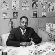 John Johnson, Ebony Magazine, Jet Magazine, African American Media, Black Media, KOLUMN Magazine, KOLUMN, KINDR'D Magazine, KINDR'D, Willoughby Avenue, Wriit,
