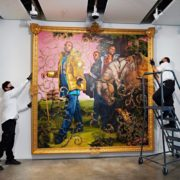 Kehinde Wiley, Amy Sherald, African American Art, Black Art, KOLUMN Magazine, KOLUMN, KINDR'D Magazine, KINDR'D, Willoughby Avenue, Wriit,