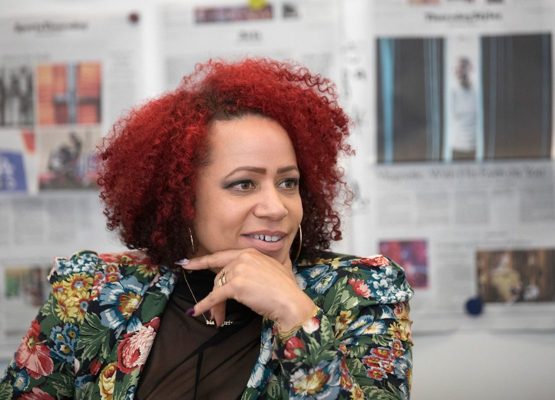 Nikole Hannah Jones, The 1619 Project, 1619 Project, American History, African American History, Black History, KOLUMN Magazine, KOLUMN, KINDR'D Magazine, KINDR'D, Willoughby Avenue, Wriit,