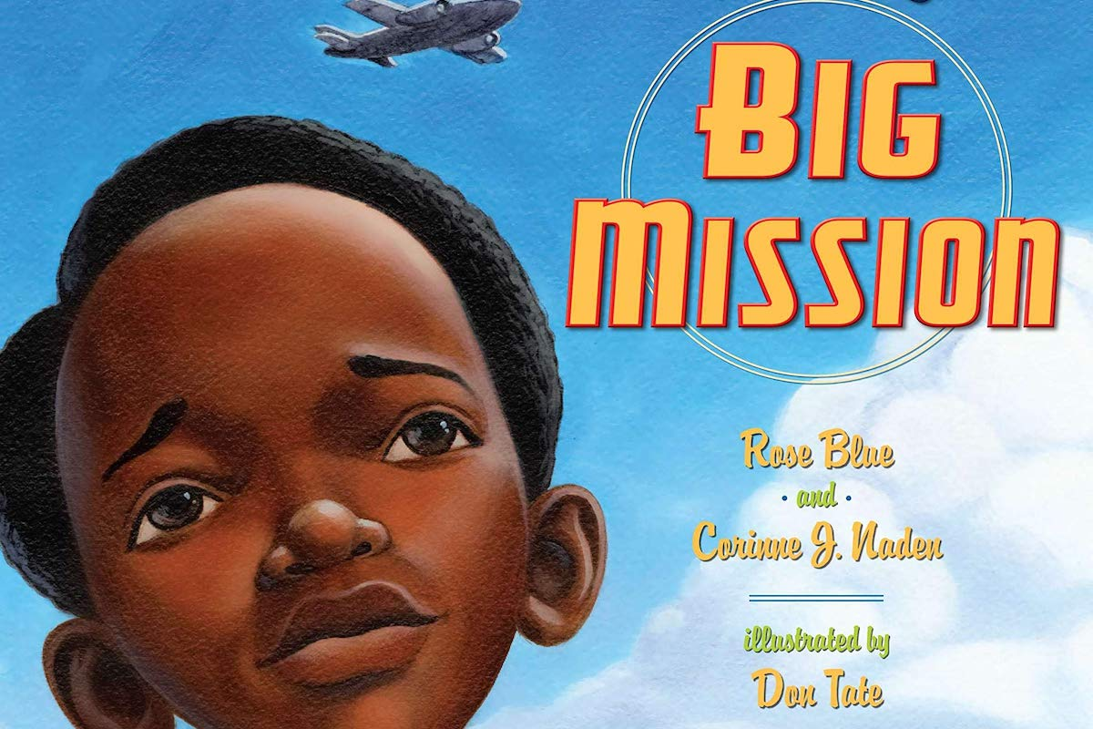 Ron McNair, Ron's Big Mission, Ron's Big Mission, Rose Blue, Corinne Naden, Don Tate, African American History, Black History, KOLUMN Magazine, KOLUMN, KINDR'D Magazine, KINDR'D, Willoughby Avenue, Wriit,