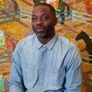 Derek Fordjour, African American Art, African American Artist, Black Art, Black Artist, KOLUMN Magazine, KOLUMN, KINDR'D Magazine, KINDR'D, Willoughby Avenue, Wriit, TRYB,