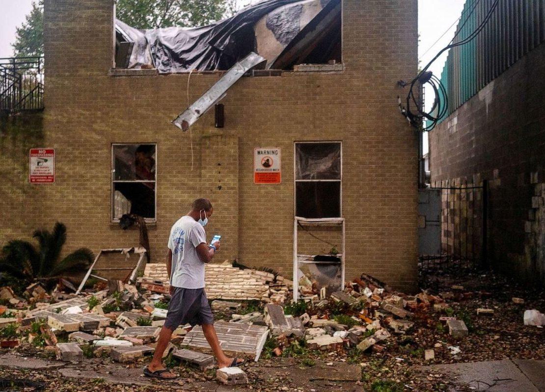 Hurricane Zeta, Natural Disasters, Hurricanes, KOLUMN Magazine, KOLUMN, KINDR'D Magazine, KINDR'D, Willoughby Avenue, WRIIT, TRYB,