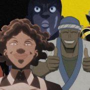 Anime, Black Anime, African American Anime, KOLUMN Magazine, KOLUMN, KINDR'D Magazine, KINDR'D, Willoughby Avenue, Wriit, TRYB,