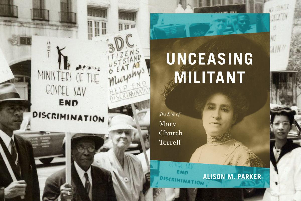 Mary Church Terrell, African American History, Black History, KOLUMN Magazine, KOLUMN, KINDR'D Magazine, KINDR'D, Willoughby Avenue, WRIIT, TRYB,