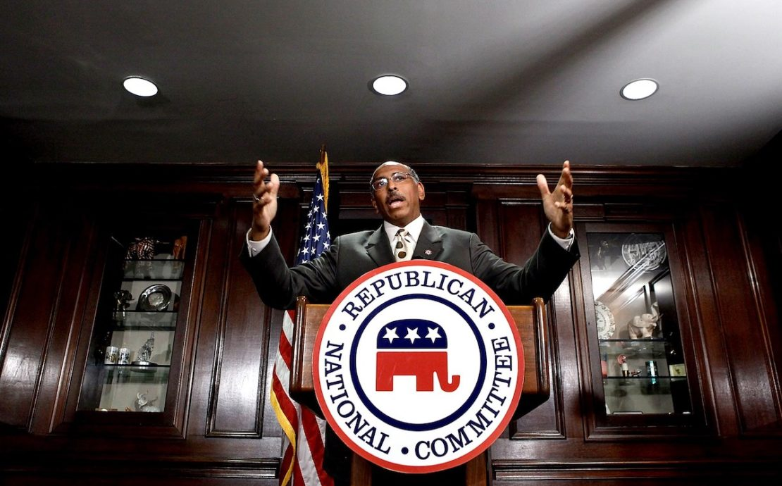 Michael Steele, Republican National Committee, RNC, Trump, KOLUMN Magazine, KOLUMN, KINDR'D Magazine, KINDR'D, Willoughby Avenue, WRIIT, TRYB,
