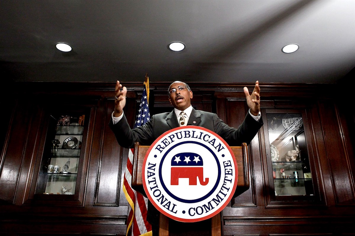 Michael Steele, Republican National Committee, RNC, Trump, KOLUMN Magazine, KOLUMN, KINDR'D Magazine, KINDR'D, Willoughby Avenue, WRIIT, TRYB,