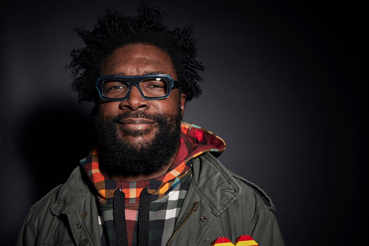 Questlove, The Roots, African American Music, Black Music, KOLUMN Magazine, KOLUMN, KINDR'D Magazine, KINDR'D, Willoughby Avenue, WRIIT, TRYB,