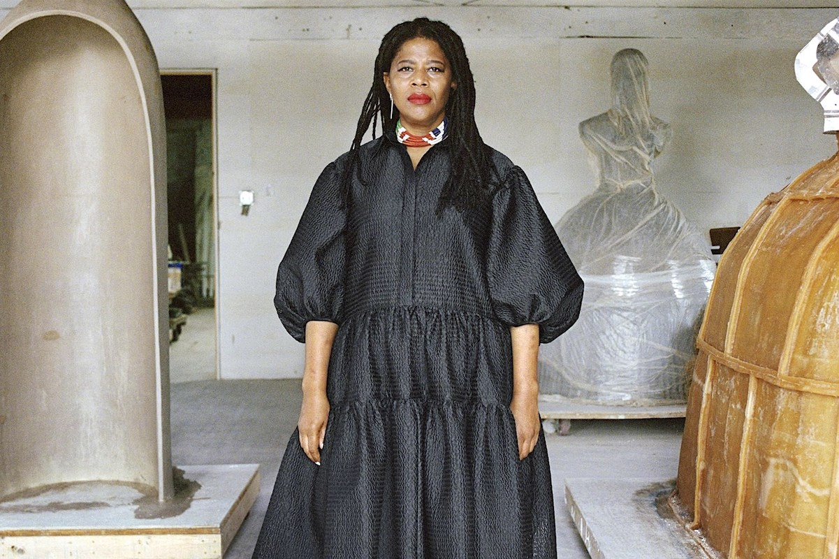 Simone Leigh, African American Art, Black Art, KOLUMN Magazine, KOLUMN, KINDR'D Magazine, KINDR'D, Willoughby Avenue, Wriit, TRYB,