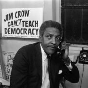 Bayard Rustin, African American History, Black History, KOLUMN Magazine, KOLUMN, KINDR'D Magazine, KINDR'D, Willoughby Avenue, WRIIT, TRYB,