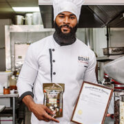 Black Chocolatier, Patrick Glanville, African American Entrepreneur, Black Entrepreneur, Buy Black, KOLUMN Magazine, KOLUMN, KINDR'D Magazine, KINDR'D, Willoughby Avenue, WRIIT, TRYB,