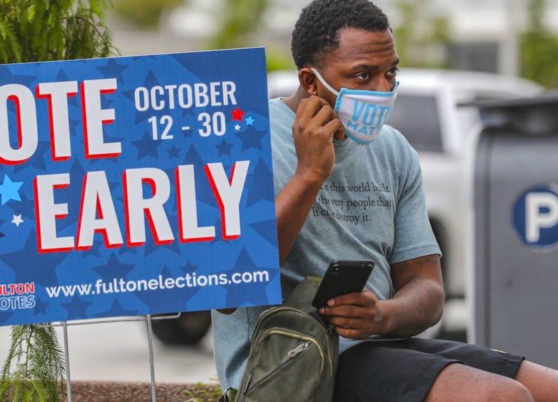 Georgia Election, Georgia Democrats, Georgia Vote, Stacey Abrams, Georgia Politics, KOLUMN Magazine, KOLUMN, KINDR'D Magazine, KINDR'D, Willoughby Avenue, WRIIT, TRYB,