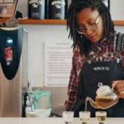 Brooklyn Tea Company, Black Friday, Buy Black, African American Economics, Black Economics, KOLUMN Magazine, KOLUMN, KINDR'D Magazine, KINDR'D, Willoughby Avenue, WRIIT, TRYB,