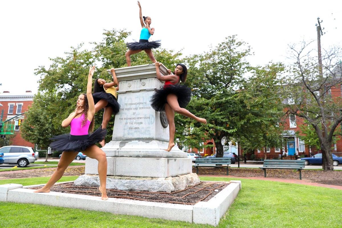 Brown Ballerinas for Change, African American Dance, Black Dance, Creative Activist, KOLUMN Magazine, KOLUMN, KINDR'D Magazine, KINDR'D, Willoughby Avenue, WRIIT, TRYB,