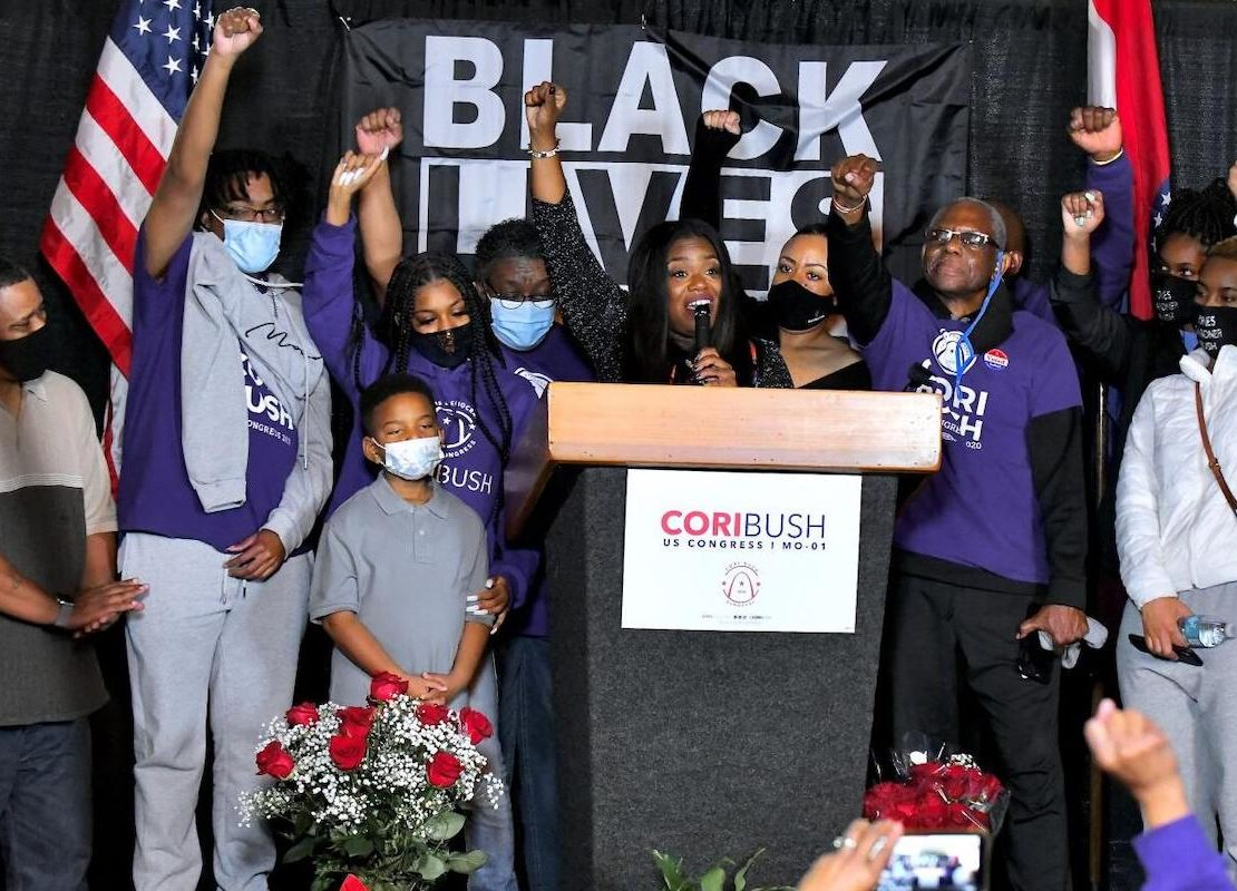 Cori Bush, African American Vote, Black Vote, African American Politician, Black Politician, KOLUMN Magazine, KOLUMN, KINDR'D Magazine, KINDR'D, Willoughby Avenue, WRIIT, TRYB,