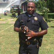Corporal Anthony Louie, Oklahoma Police, KOLUMN Magazine, KOLUMN, KINDR'D Magazine, KINDR'D, Willoughby Avenue, WRIIT, TRYB,