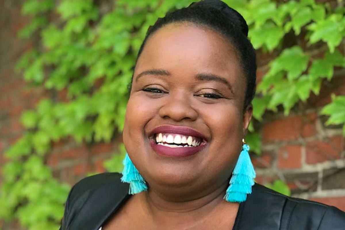 Monique Mendes, African American Education, Black Education, McNair Scholars Program, Black PhD, KOLUMN Magazine, KOLUMN, KINDR'D Magazine, KINDR'D, Willoughby Avenue, WRIIT, TRYB,