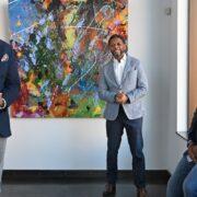 Onaje Henderson, Omari Taylor, Troy Taylor, ZuCot Gallery, African American Art, Black Art, African American Artists, Black Artists, KOLUMN Magazine, KOLUMN, KINDR'D Magazine, KINDR'D, Willoughby Avenue, WRIIT, TRYB,