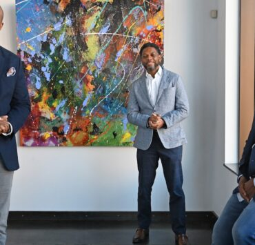 Onaje Henderson, Omari Taylor, Troy Taylor, ZuCot Gallery, African American Art, Black Art, African American Artists, Black Artists, KOLUMN Magazine, KOLUMN, KINDR'D Magazine, KINDR'D, Willoughby Avenue, WRIIT, TRYB,