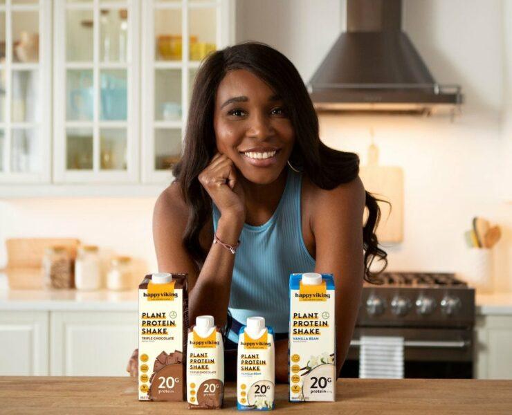 Venus Williams, Happy Viking, African American Entrepreneur, Black Entrepreneur, Buy Black, KOLUMN Magazine, KOLUMN, KINDR'D Magazine, KINDR'D, Willoughby Avenue, WRIIT, TRYB,