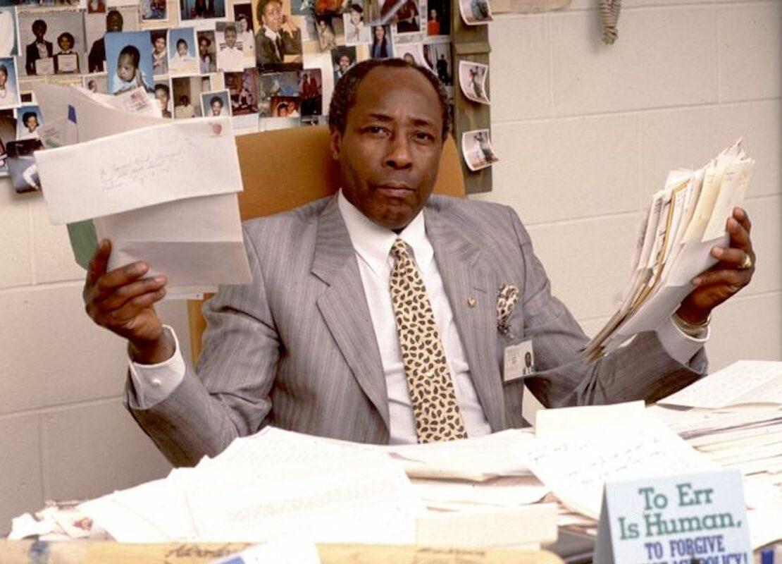 Joe Clark, Lean On Me, East Side High School, African American History, Black History, KOLUMN Magazine, KOLUMN, KINDR'D Magazine, KINDR'D, Willoughby Avenue, WRIIT, TRYB,