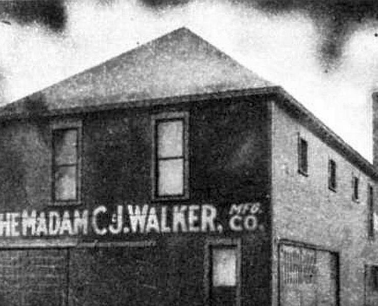 Madam C.J. Walker, Indiana Avenue, Black Indianapolis, African American History, Black History, Redlining, Housing Discrimination, KOLUMN Magazine, KOLUMN, KINDR'D Magazine, KINDR'D, Willoughby Avenue, WRIIT, TRYB,
