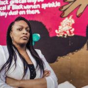 Ruby Clay, Madison, African American Community, Black Community, African American Mentor, Black Mentory, KOLUMN Magazine, KOLUMN, KINDR'D Magazine, KINDR'D, Willoughby Avenue, WRIIT, TRYB,