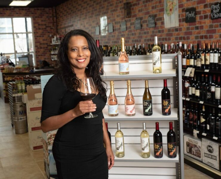 Shoe Crazy Wine, African American Entrepreneur, Black Entrepreneur, African American, KOLUMN Magazine, KOLUMN, KINDR'D Magazine, Willoughby Avenue, WRIIT, TRYB,