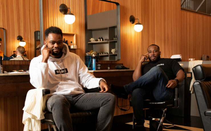 Squire, Barbershop, Black Barbershop, African American Entrepreneur, Black Entrepreneur, Buy Black, KOLUMN Magazine, KOLUMN, KINDR'D Magazine, KINDR'D, Willoughby Avenue, WRIIT, TRYB,