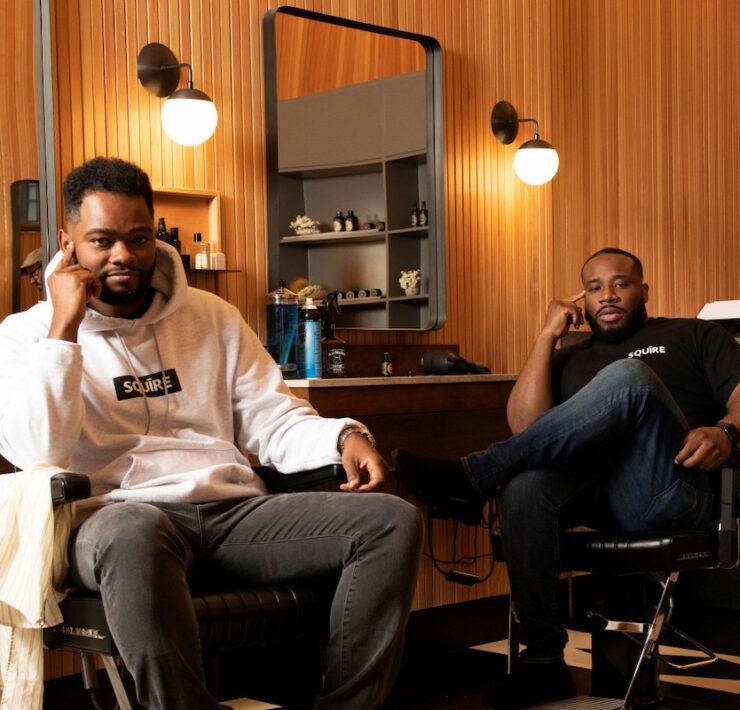 Squire, Barbershop, Black Barbershop, African American Entrepreneur, Black Entrepreneur, Buy Black, KOLUMN Magazine, KOLUMN, KINDR'D Magazine, KINDR'D, Willoughby Avenue, WRIIT, TRYB,