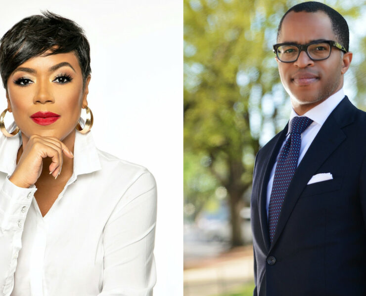 Tiffany Cross, Jonathan Capehart, Black Excellence, Black Media, African American Media, KOLUMN Magazine, KOLUMN, KINDR'D Magazine, KINDR'D, Willoughby Avenue, WRIIT, TRYB,