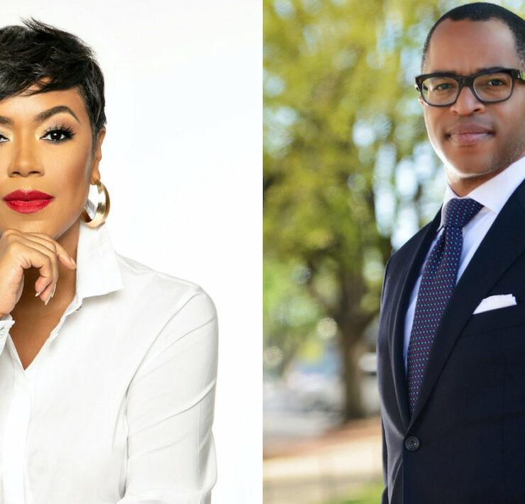 Tiffany Cross, Jonathan Capehart, Black Excellence, Black Media, African American Media, KOLUMN Magazine, KOLUMN, KINDR'D Magazine, KINDR'D, Willoughby Avenue, WRIIT, TRYB,