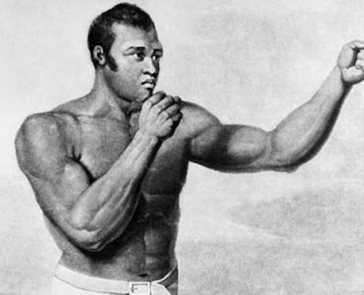 Tom Molineaux, Black Boxer, Black Athlete, KOLUMN Magazine, KOLUMN, KINDR'D Magazine, KINDR'D, Willoughby Avenue, WRIIT, TRYB,