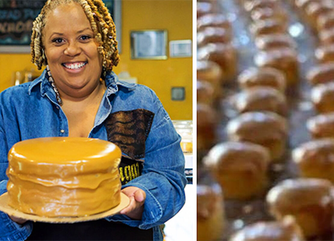 Brown Sugar Bakery, African American Entrepreneur, Black Entrepreneur, African American Business, Black Business, Buy Black, KOLUMN Magazine, KOLUMN, KINDR'D Magazine, KINDR'D, Willoughby Avenue, WRIIT, TRYB,